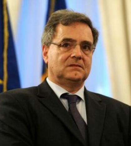 Ambasadorul Franţei, François Saint-Paul