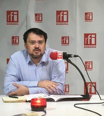 Cristian Ghinea, despre episodul Sebastian Ghiţă: E ruşinos şi ridicol (Foto: arhivă RFI)