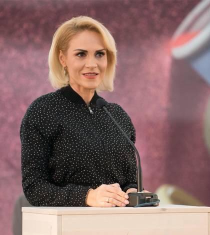 Gabriela Firea renunţă la şefia PSD Bucureşti (Sursa foto: Facebook/Gabriela Firea)