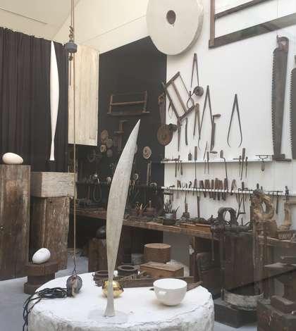 Atelierul Brâncusi din Paris
