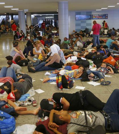 Conform înţelegerilor convenite la nivelul UE, România va prelua o parte din imigranţii ajunşi în UE