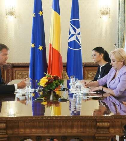 Klaus Iohannis va discuta miercuri cu Viorica Dăncilă (Sursa foto: arhivă-presidency.ro)