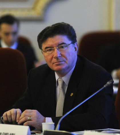 Vicepreşedintele Senatului, Ioan Chelaru