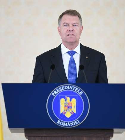 Klaus Iohannis, ameninţat de Liviu Dragnea cu suspendarea (Sursa foto: site Preşedinţie)