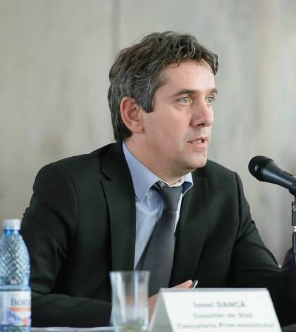 Ionel Dancă: Mizăm pe fiecare parlamentar pentru moţiunea de cenzură (Sursa foto: Facebook/Ionel Dancă)