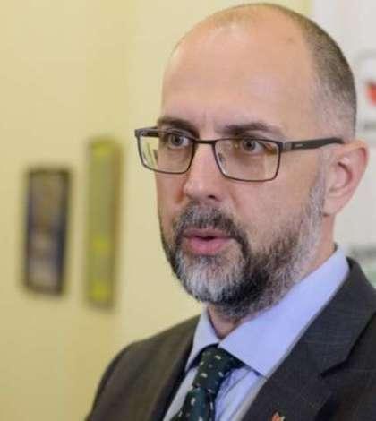 Kelemen Hunor nu agreează ideea unei OUG privind amnistia şi graţierea (Sursa foto: site udmr)
