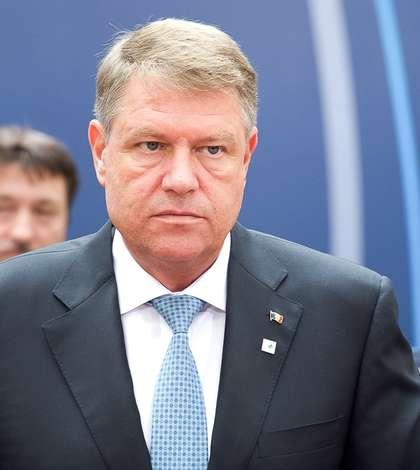 Preşedintele Klaus Iohannis critică PSD pentru criza politică (Sursa foto: www.presidency.ro)