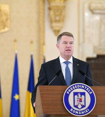 Preşedintele Klaus Iohannis vrea un referendum pe justiție (Sursa foto: presidency.ro-arhivă)