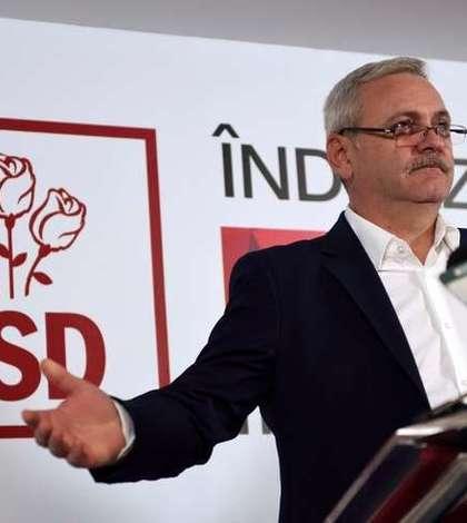 Liviu Dragnea caută reconfirmarea în funcţia de preşedinte al PSD (Foto: AFP/Daniel Mihăilescu/arhivă)