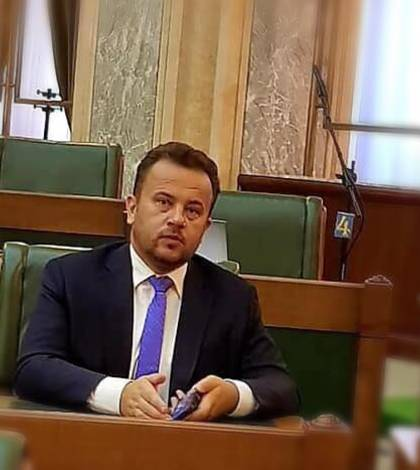 Liviu Pop: Președintele Klaus Iohannis se află în campanie electorală (Sursa foto: Facebook/Liviu Pop)