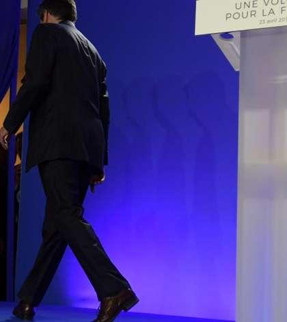 François Fillon, candidatul partidului conservator LR la prezidentiale, si-a asumat responsabilitatea înfrângerii încà din primul tur de scrutin din 23 aprilie 2017