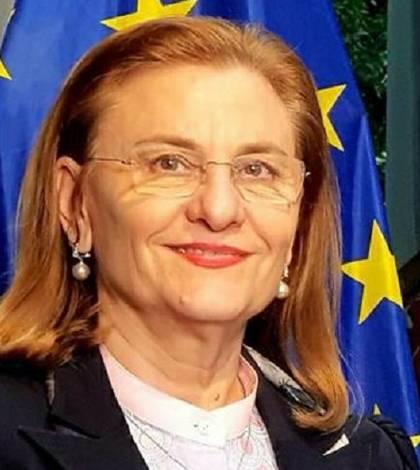 Maria Grapini: România este o ţară proeuropeană, nu văd rostul protestului din faţa Ateneului (Sursa foto: Facebook/Maria Grapini)