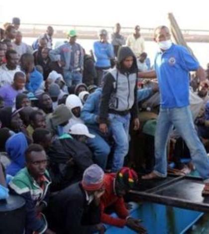 Europa: Cote de imigranți și forță militară contra traficanților