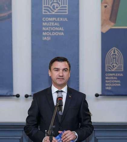 Mihai Chirica ar fi preferat ca şedinţa de Guvern România-Rep. Moldova să aibă loc la Iaşi (Sursa foto: Facebook/Mihai Chirica)