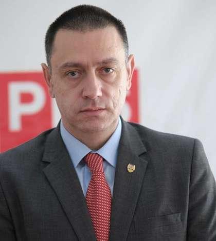 Ministrul interimar de Interne Mihai Fifor anunță reformarea ministerului (Sursa foto: www.fifor.ro)