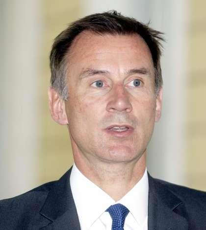 Ministrul britanic de Externe, Jeremy Hunt, s-a aflat vineri la Bucureşti (Foto: Reuters/LEHTIKUVA/Vesa Moilanen)