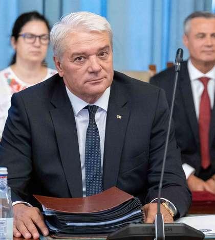 Nicolae Moga a demisionat din postul de ministru de Interne (Sursa foto: gov.ro)
