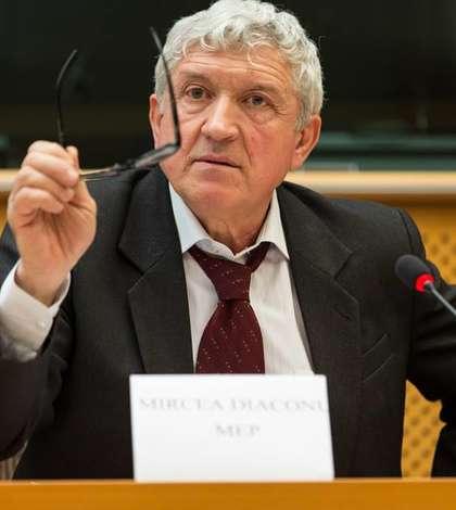 Europarlamentarul Mircea Diaconu: Riscul derapărilor e peste tot în UE (Foto: Facebook/Mircea Diaconu)