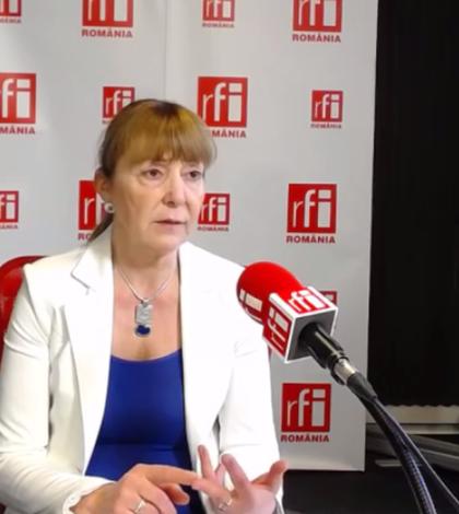 Monica Macovei critică modificarea legilor justiţiei (Foto: arhivă RFI)