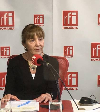 Monica Macovei critică modificarea Codului Penal (Foto: arhivă RFI)