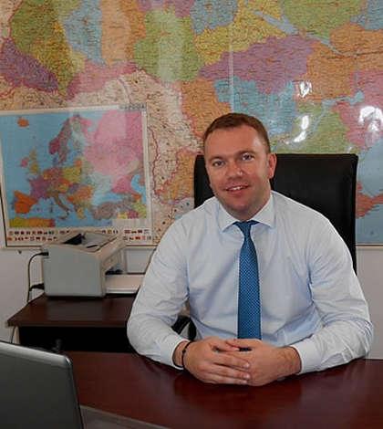 Oleksandr Bankov, ambasadorul Ucrainei la București