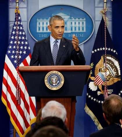 Presedintele Barack Obama la ultima sa conferinà de presà sustinutà la Casa albà, 18 ianuarie 2017