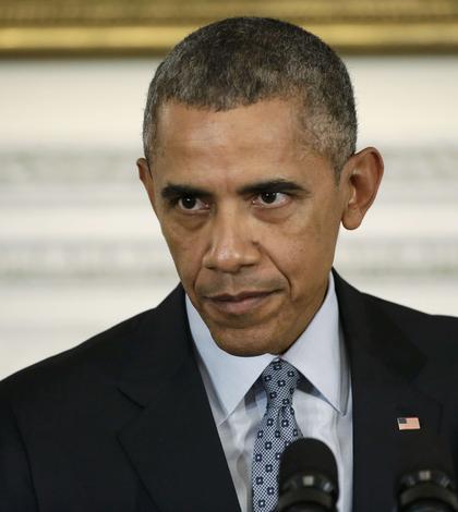 Barack Obama acuză Rusia că, în Siria, raidurile ruse vizează pozițiile rebele președintelui Bashar al_assad, nu pe cele ale grupării SI