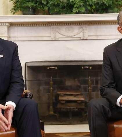 Donald Trump și Barack Obama