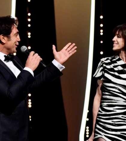 Actorii Charlotte Gainsbourg si Javier Bardem au declarat deschisà oficial a 72-a editie a Festivalului de film de la Cannes