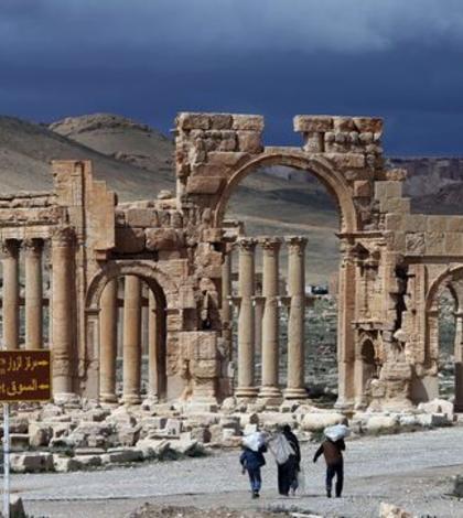 Palmira, patrimoniu UNESCO