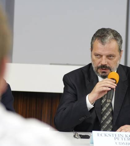Peter Eckstein-Kovacs critică modul în care au gestionat autoritățile cazul Caracal (Sursa foto: Facebook/Peter Eckstein-Kovacs)