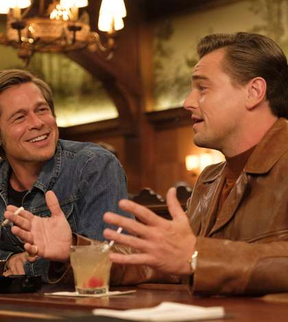 "Brad Pitt si Leonardo DiCaprio interpreteazà rolurile principale în ""Once upon a time...in Hollywood"""