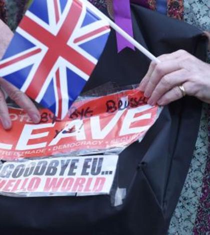 Cei mai mulţi britanici au votat pentru ieşirea din UE (Foto: Reuters/Toby Melville)