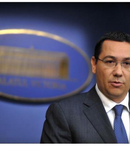 Premierul Victor Ponta este susținut de PSD în fruntea Guvernului