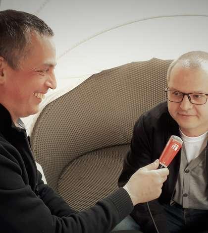 Corneliu Porumboiu, interviuvat de Vasile Damian la Festivalul de la Cannes 2019