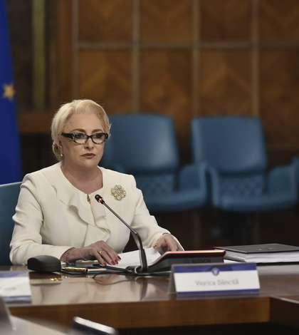Premierul Viorica Dăncilă îl contrazice pe ministrul Justiției (Sursa foto: gov.ro-arhivă)