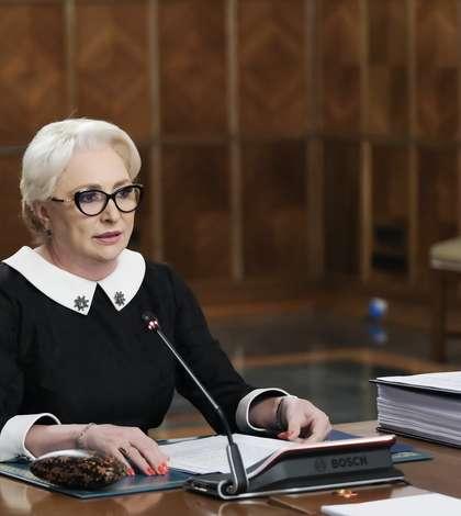 Viorica Dăncilă va vota la referendumul din 26 mai (Sursa foto: gov.ro)