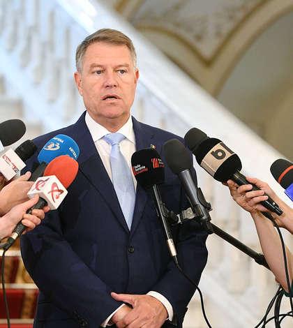 Klaus Iohannis a decis întrebările pentru referendum (Sursa foto: presidency.ro)