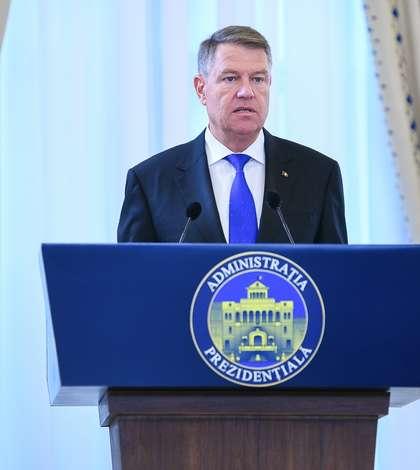 Preşedintele Klaus Iohannis contrează din nou Guvernul (Sursa foto: presidency.ro)