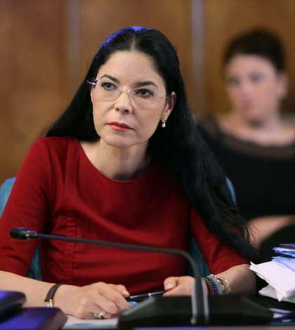 Ana Birchall anunță pedepse mai mari pentru anumite infracțiuni, după cazul crimelor din Caracal (Sursa foto: gov.ro)