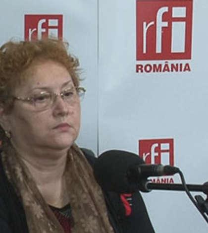 Renate Weber se teme că preşedinţia României la UE va fi un eşec (Foto: arhivă RFI)