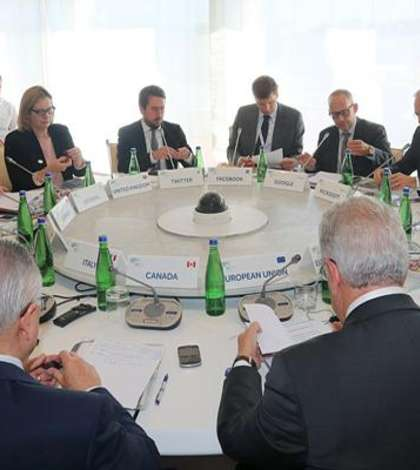 Reuniunea G7 a avut loc pe insula Ischia, Italia, 20 octombrie 2017