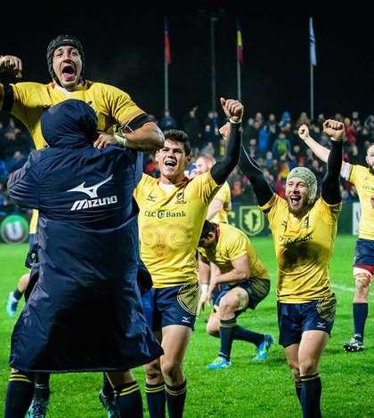 România 17 Samoa 13