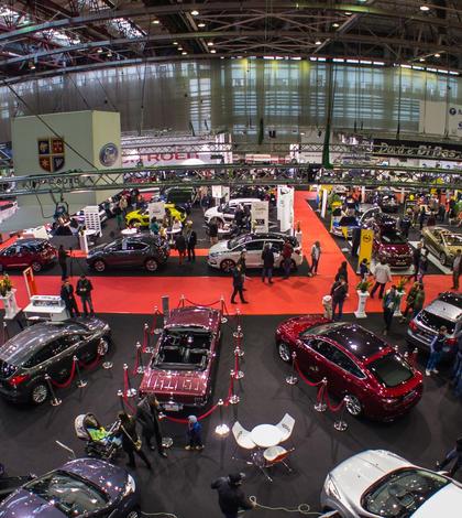 Peste 20 de mărci expun la Salonul Auto București 2015
