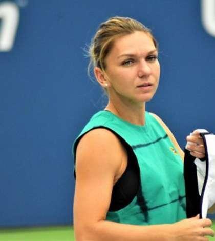 Simona Halep nu mai joacă la Turneul Campioanelor 2018 (Sursa foto: Twitter/Simona Halep)