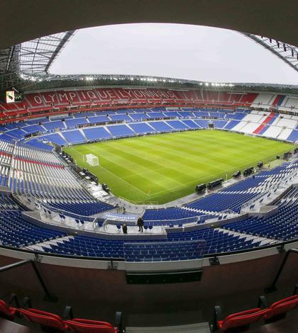 """Stadionul POL din Lyon pe care se va juca pe 19 iunie meciul România-Albania, este cel mai """"conectat"""" din Europa"""