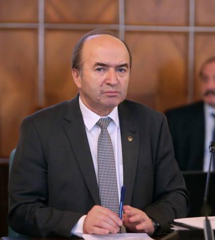 Tudorel Toader, aici în ședință de Guvern (Sursa foto: gov.ro)