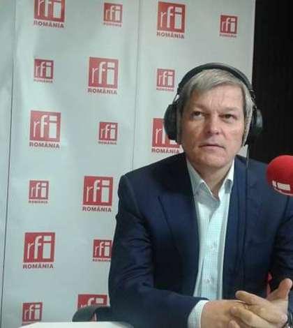Dacian Cioloş, curtat de USR? (Foto: arhivă RFI)