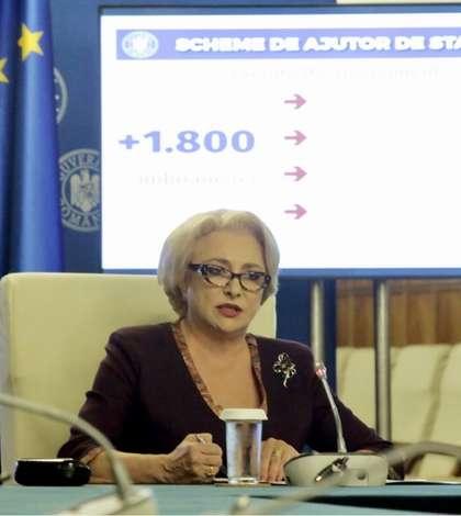 Viorica Dăncilă: Nu am văzut nimic despre protocoalele secrete în MCV (Sursa foto: gov.ro)