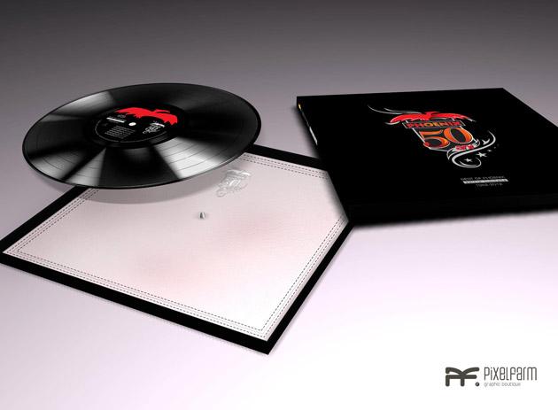 Vinyl aniversar Phoenix